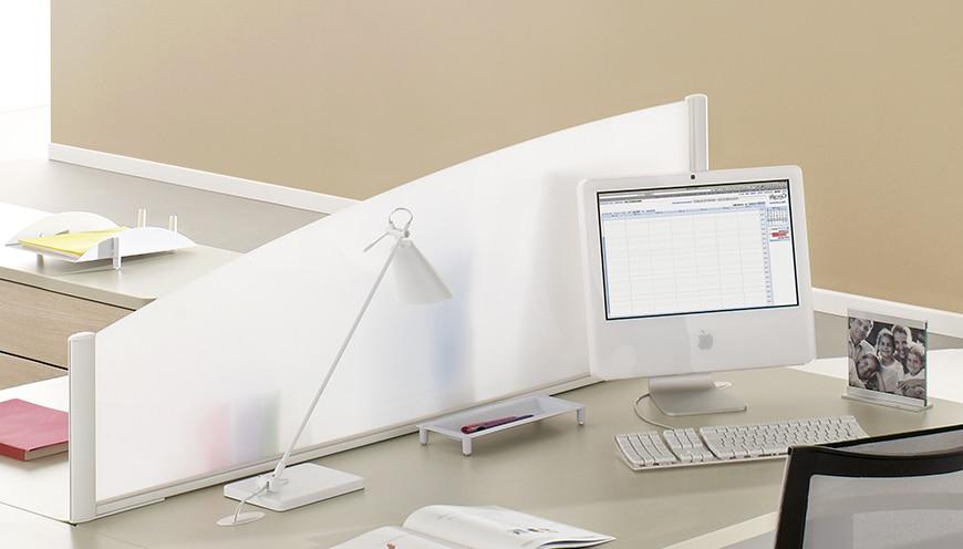 crans de s paration bureaux cloisons ubia mobilier de bureau. Black Bedroom Furniture Sets. Home Design Ideas