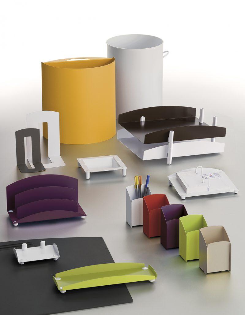 Accessoires de bureaux design originaux Ubia mobilier bureau