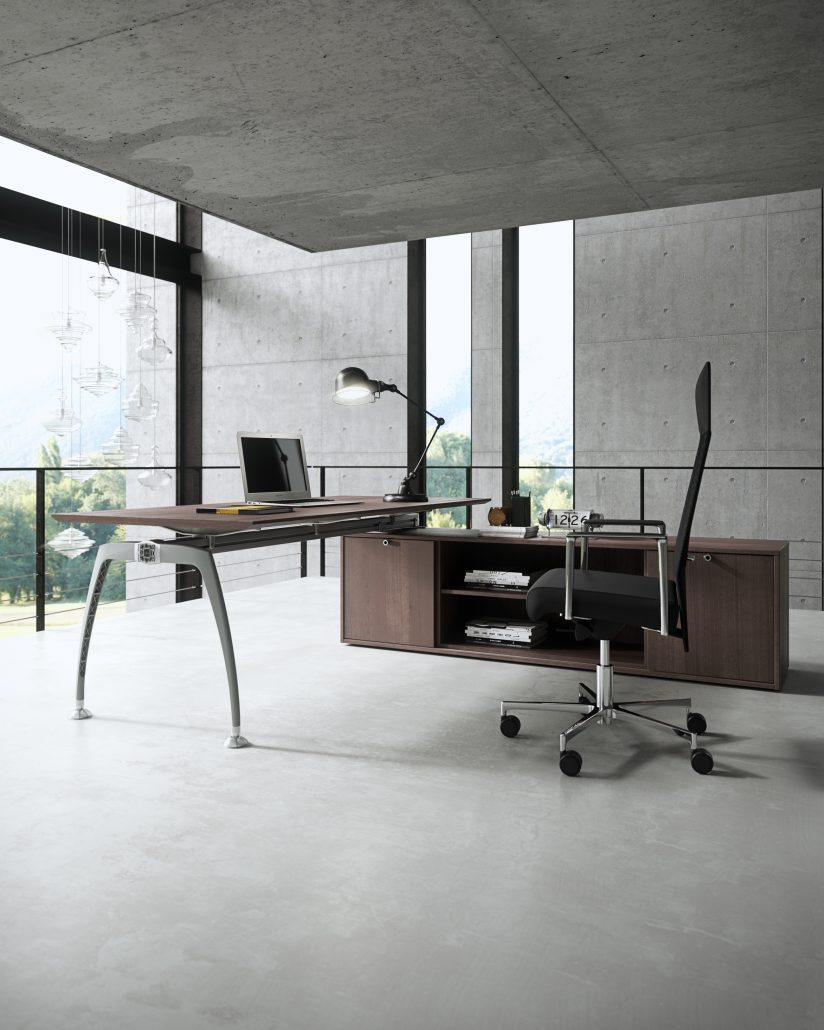 bureaux direction bois b nisterie ubia. Black Bedroom Furniture Sets. Home Design Ideas