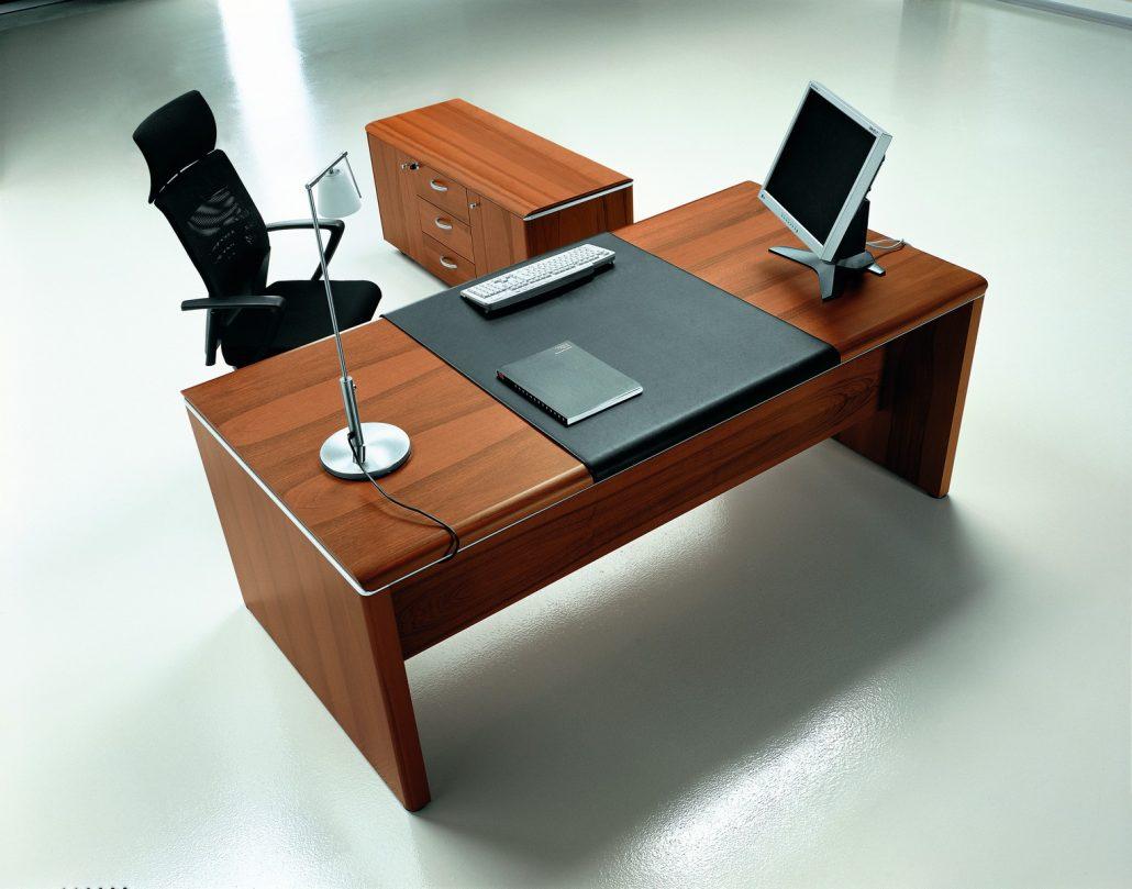 Bureaux direction cuir bureaux cuir ubia mobilier de bureau