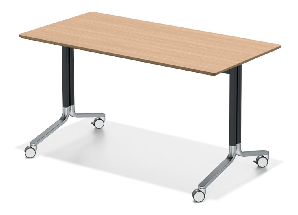 Tables modulables plateau rabattable ubia - Tables collectivites pliantes ...