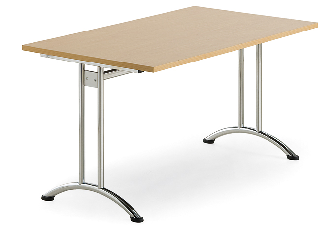 Tables pliantes modulables stockage ubia mobilier bureau - Tables collectivites pliantes ...