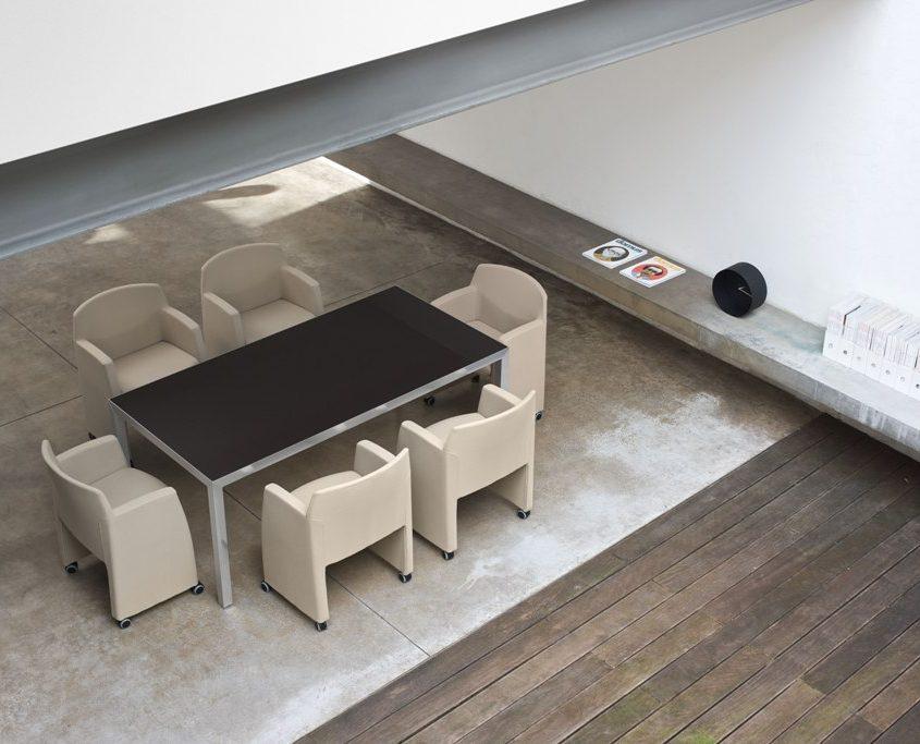Mobilier salles de r union tables chaises mobilier bureau 94 for Mobilier salle de pause