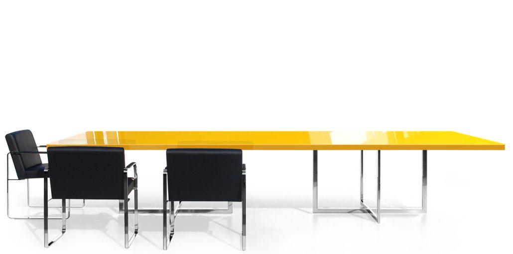 Tables De Reunion Grande Dimension