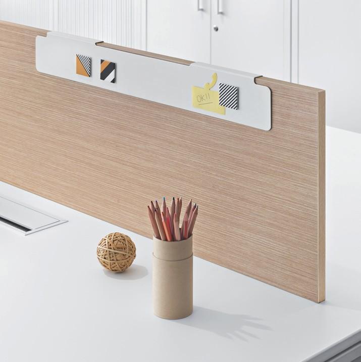 Écrans de séparation bureaux, cloisons - ubia, mobilier de bureau