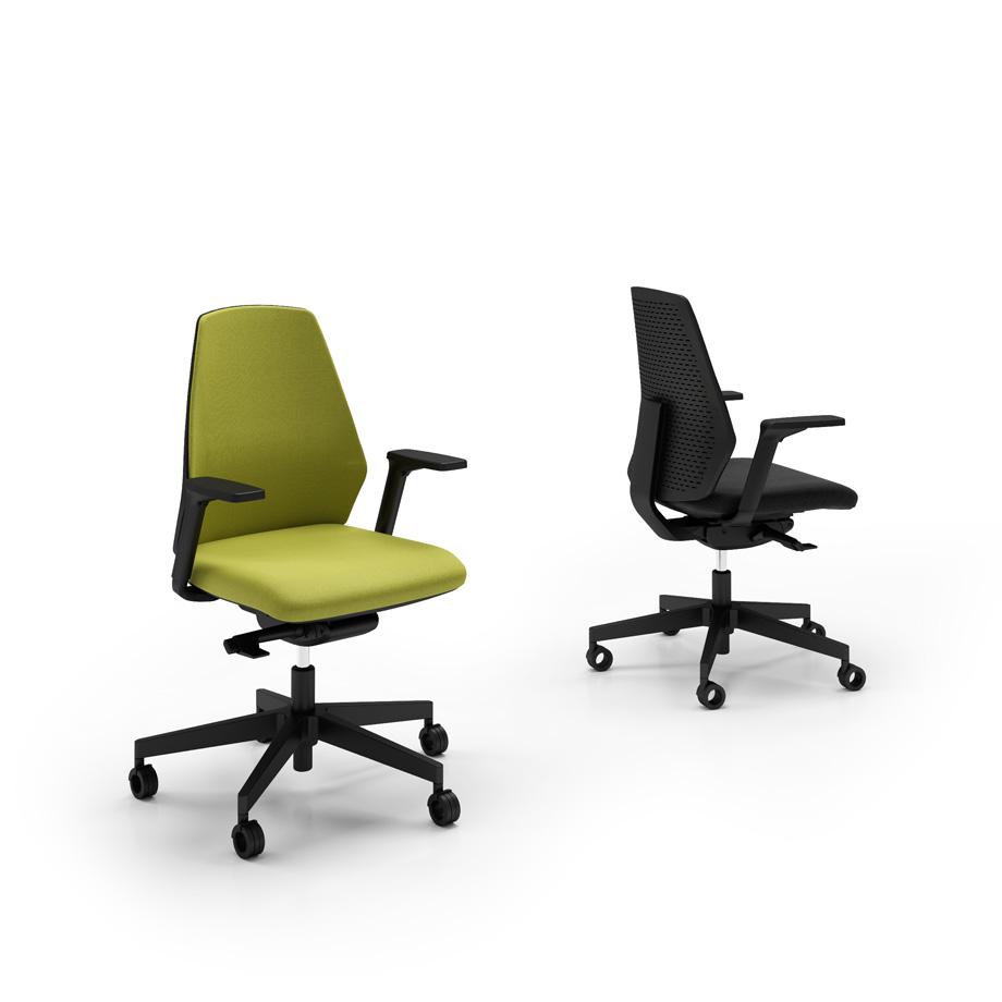 Chaise de bureau - operationnel - Ubia mobilier bureau
