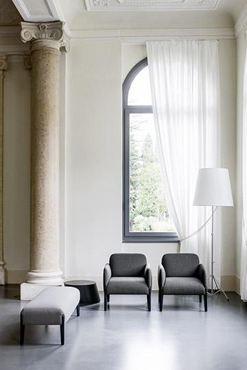 Canapé bureau accueil - Ubia mobilier bureau