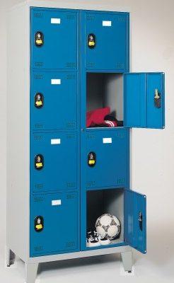 Casiers rangement dossiers, petit matériel - Ubia mobilier bureau
