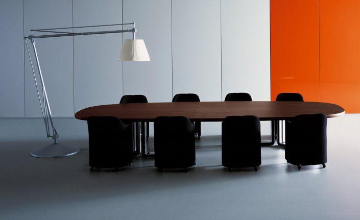 Salle de réunion Table réunion bois Ubia mobilier T334_T335 (3)
