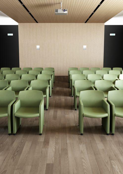 mobilier de bureau Sièges chaises Salle réunion Ubia Mobilier KLIPP_LOW