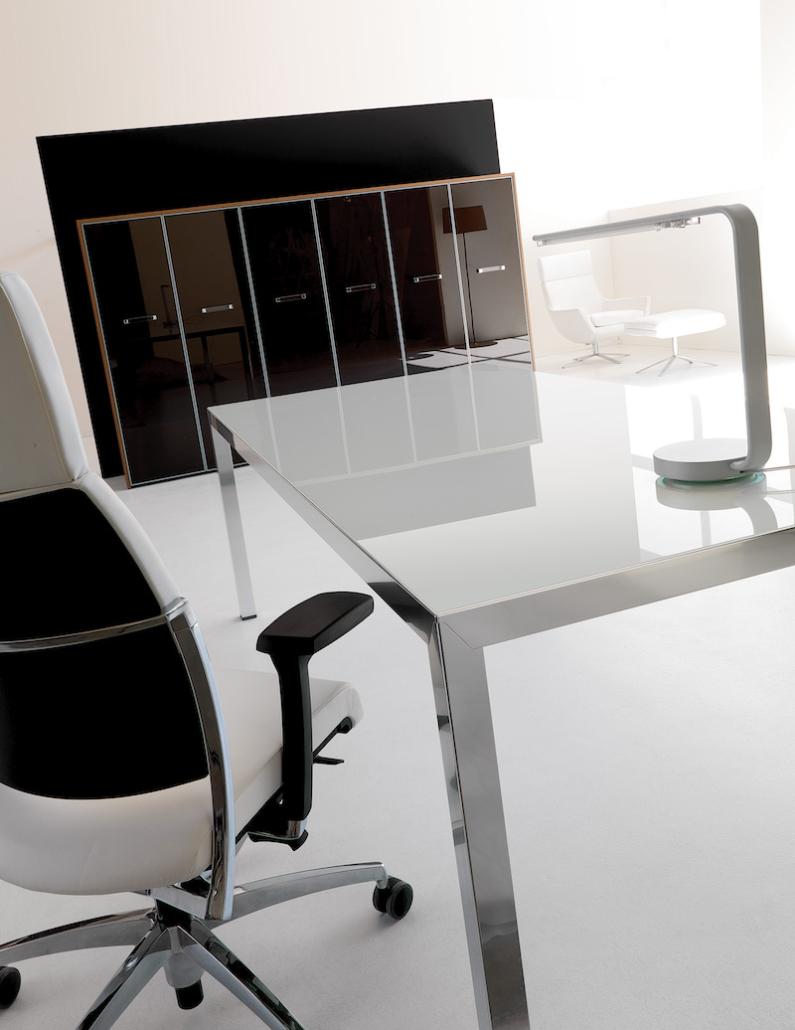 Bureau direction verre Ubia mobilier bureau