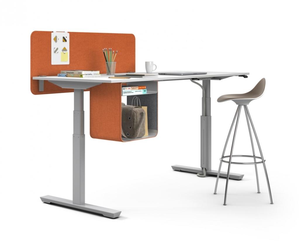 Bureau réglable hauteur Ubia mobilier bureau