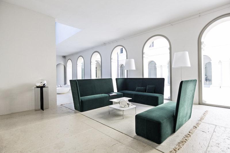 Chauffeuses Canapé bureau accueil - Ubia mobilier bureau