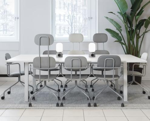 Chaise de bureau Salle de réunion - Ubia mobilier bureau