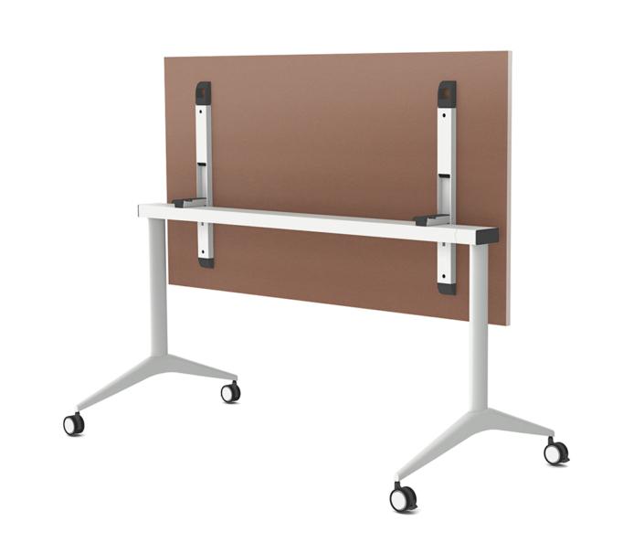 Table modulable avec plateau rabattable Ubia