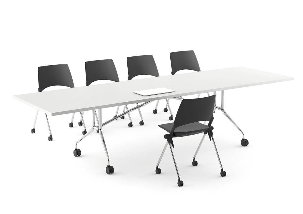 Table modulable pliante Ubia mobilier bureau