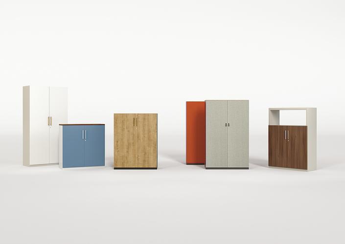 Armoire à portes - Ubia mobilier bureau 86
