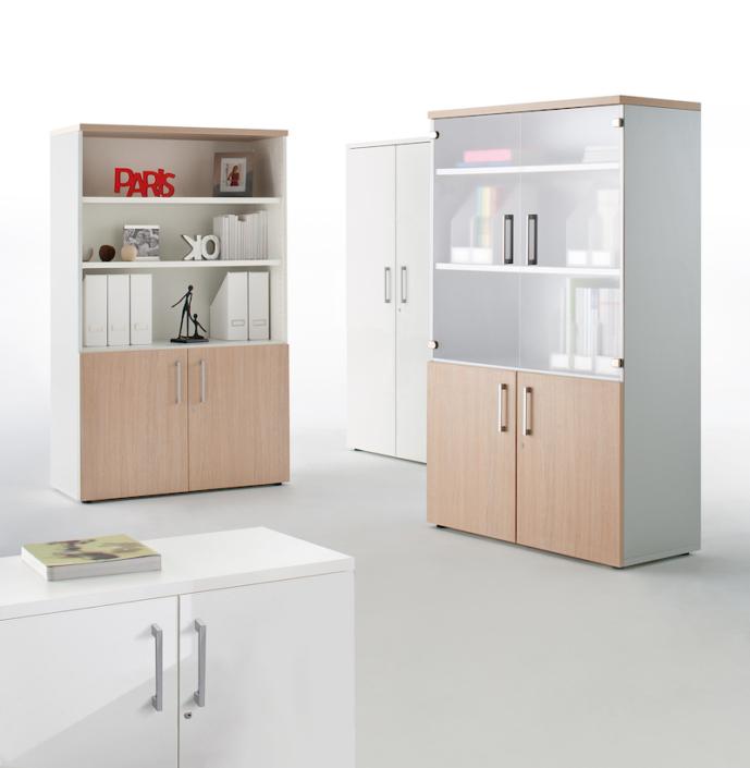 Armoire à portes - Ubia mobilier bureau 95