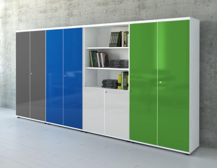 Armoire à portes - Ubia mobilier bureau 06