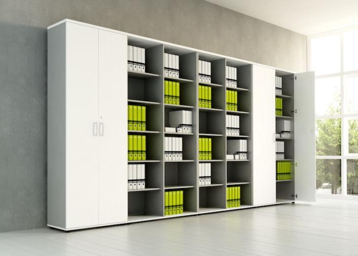 Armoire à portes - Ubia mobilier bureau 08