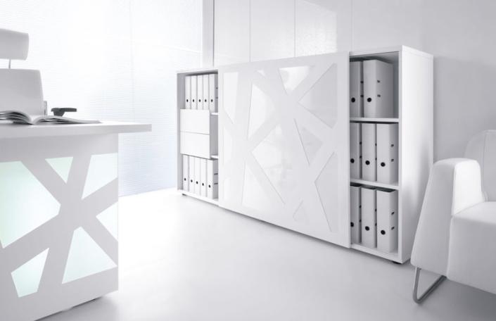Armoire à portes - Ubia mobilier bureau 10