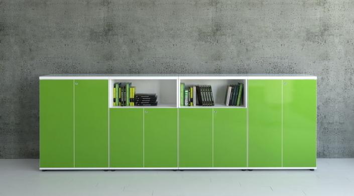 Armoire à portes - Ubia mobilier bureau 11