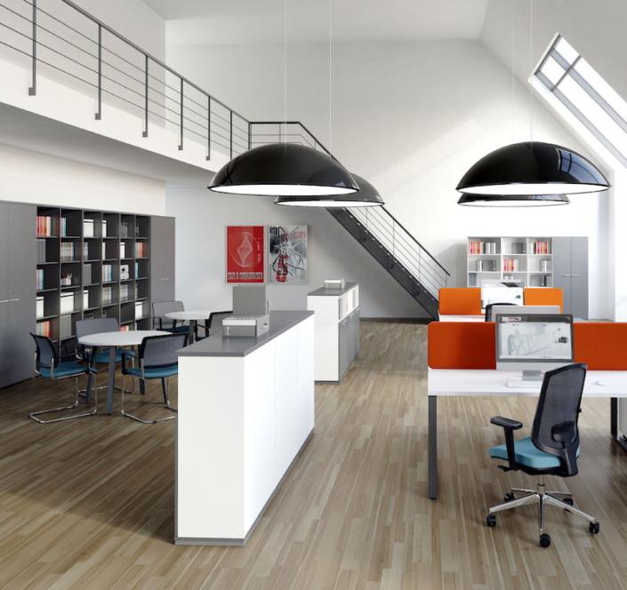Armoire à portes - Ubia mobilier bureau 12
