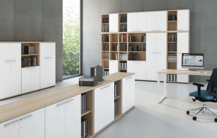 Armoire à portes - Ubia mobilier bureau 13