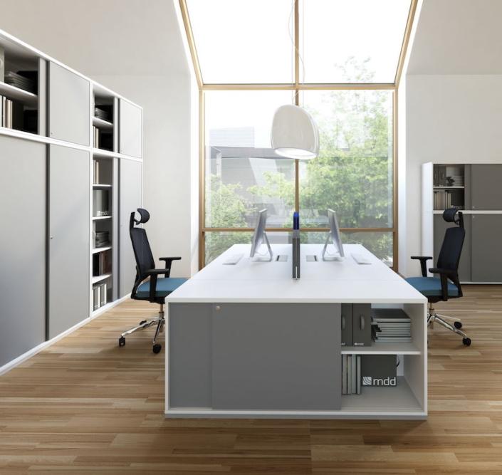 Armoire à portes - Ubia mobilier bureau 14