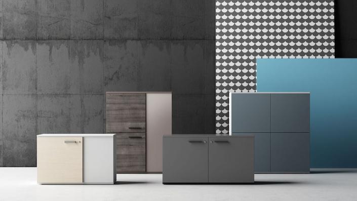 Armoire à portes - Ubia mobilier bureau 15