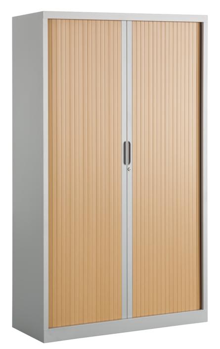 Armoire à rideaux - Ubia mobilier bureau 14