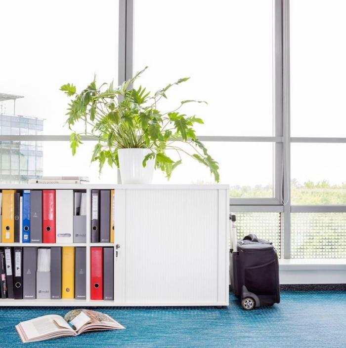 Armoire à rideaux - Ubia mobilier bureau 20