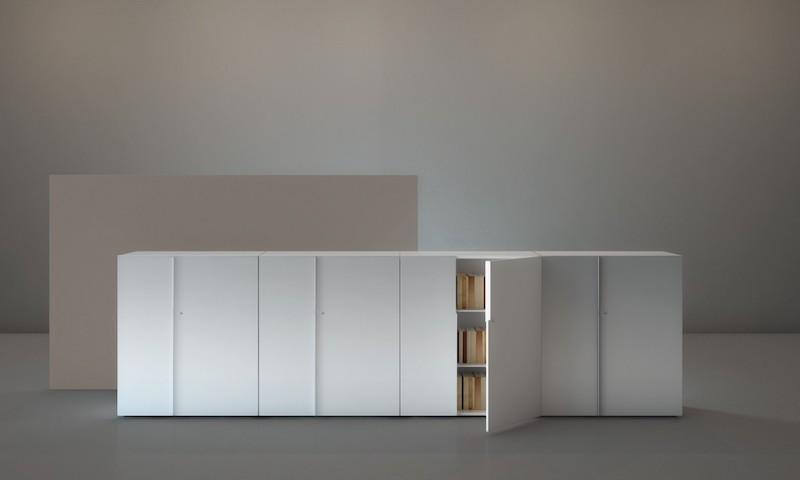Armoire mélaminé - Ubia mobilier bureau 31