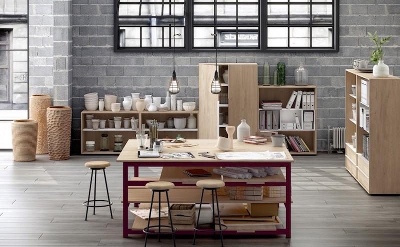 Armoire mélaminé - Ubia mobilier bureau 32
