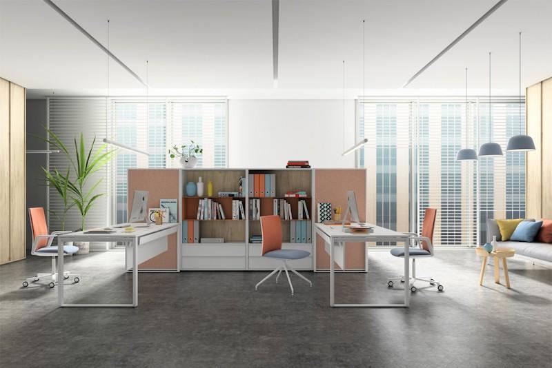 Armoire mélaminé - Ubia mobilier bureau 39