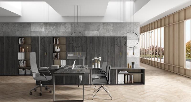 Armoire mélaminé - Ubia mobilier de bureau 43