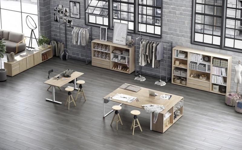 Armoire mélaminé - Ubia mobilier bureau 34