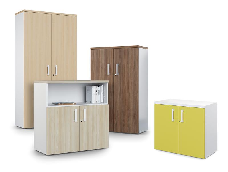 Armoire mélaminé - Ubia mobilier bureau 46