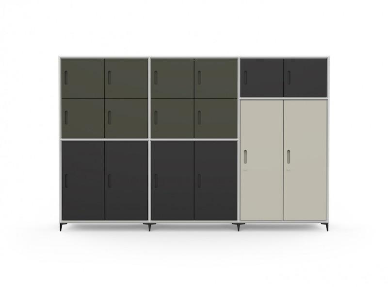 Armoire mélaminé - Ubia mobilier bureau 50