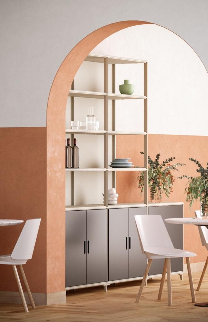 Armoire mélaminé - Ubia mobilier bureau 51