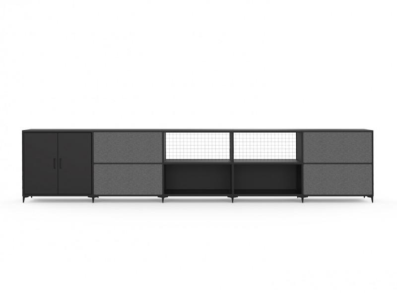 Armoire mélaminé - Ubia mobilier bureau 52