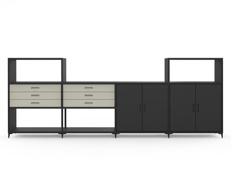 Armoire mélaminé - Ubia mobilier bureau 53