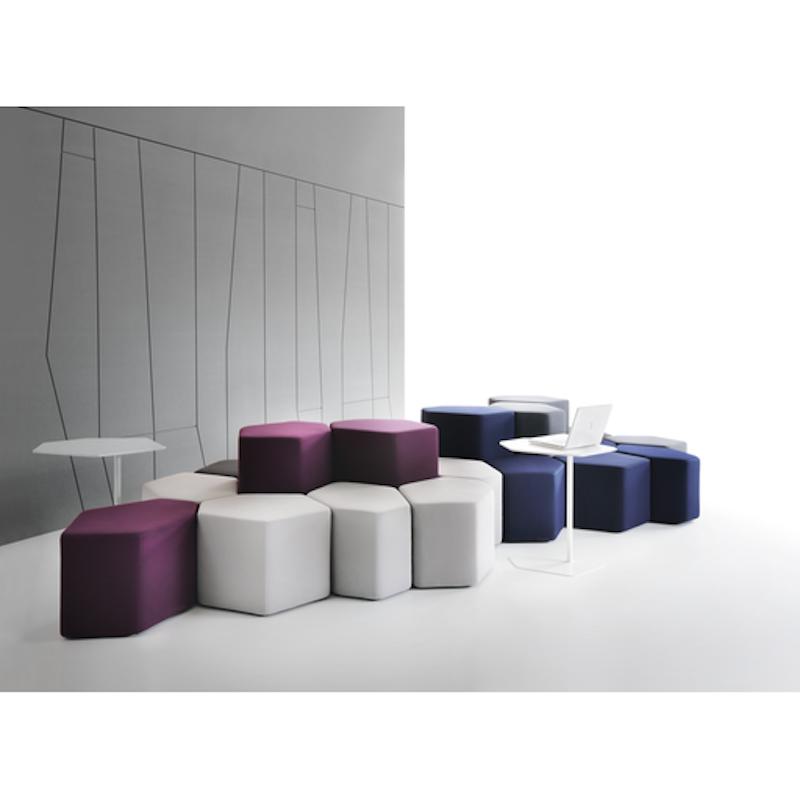 Pouf - Banc - Ubia mobilier bureau 03