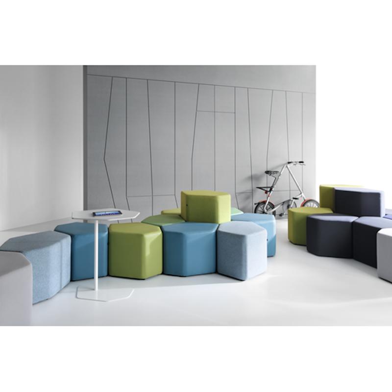 Pouf - Banc - Ubia mobilier bureau