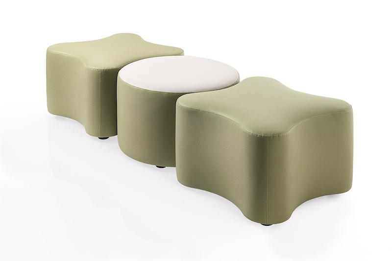 Pouf - Banc - Ubia mobilier bureau 25