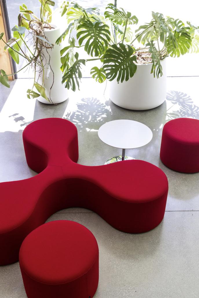 mobilier de bureau Pouf - Banc - Ubia mobilier bureau 32