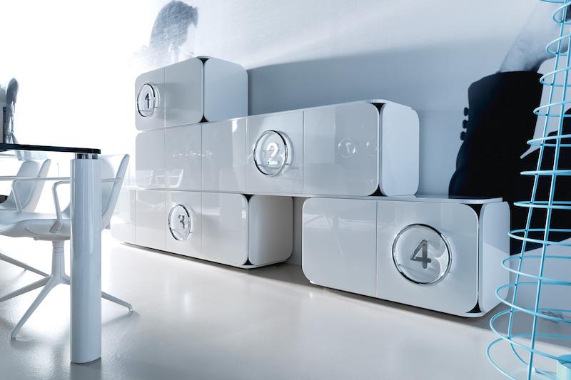 Rangement Direction - Ubia mobilier bureau 48