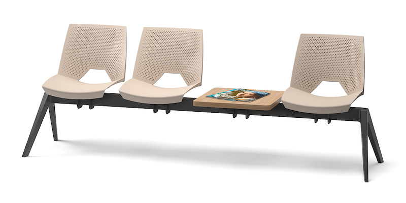 Sièges poutres - Ubia mobilier bureau 35