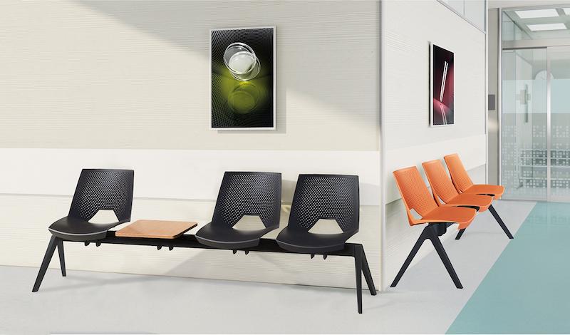 Sièges poutres - Ubia mobilier bureau 36