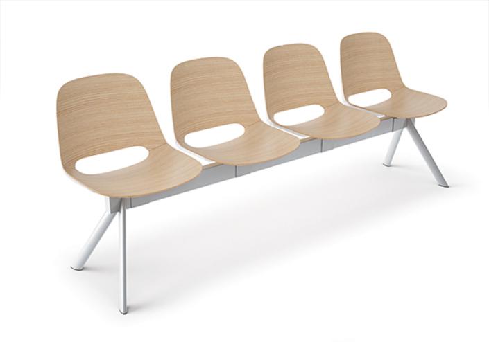 Sièges poutres - Ubia mobilier bureau 38